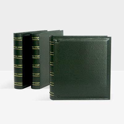 앤틱그린바인더 3set(A4)
